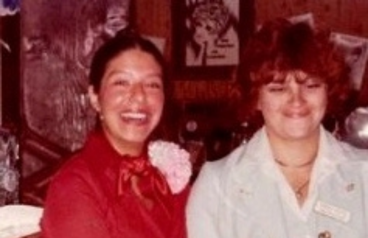 Miss Maria and Marie Wood
