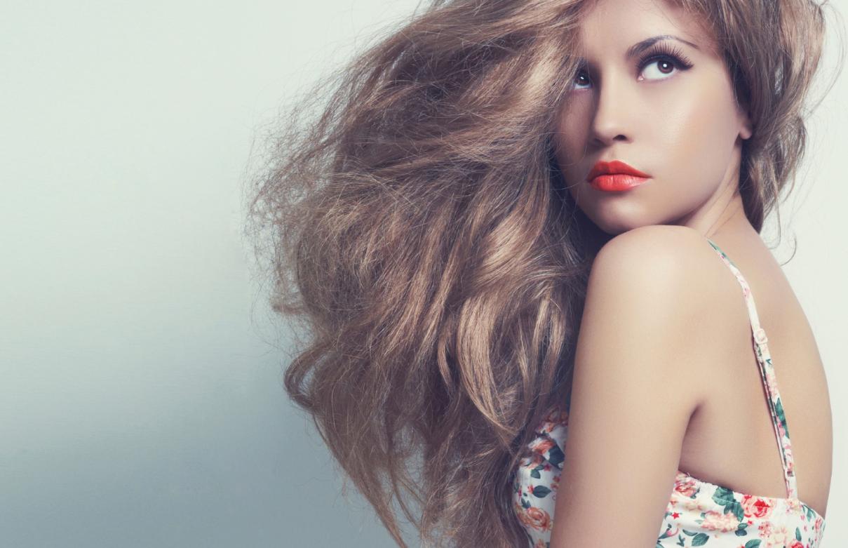 Los Angeles beauty school student