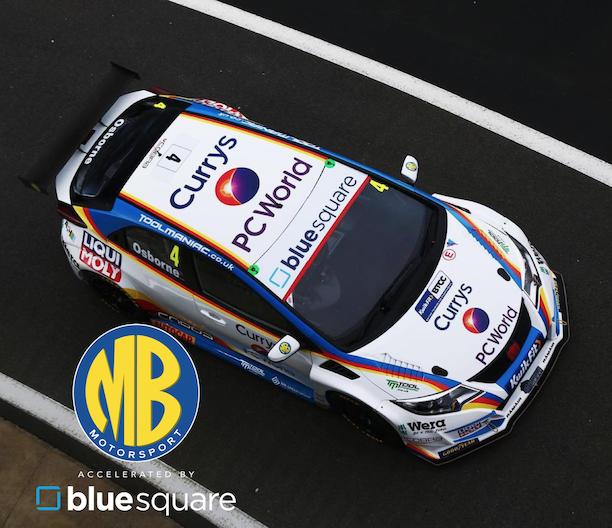 Blue Square MB Motorsport
