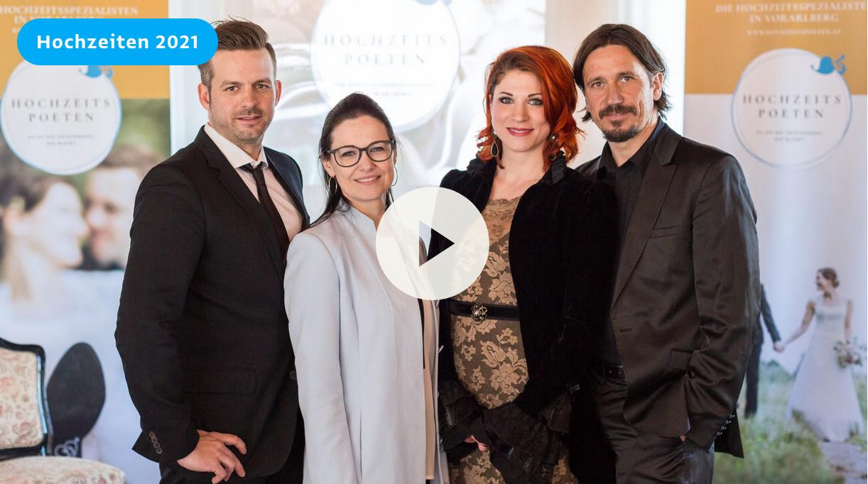 Manuel Riesterer, Gabi Micheluzzi, Nina Fleisch, Alexander Sonderegger