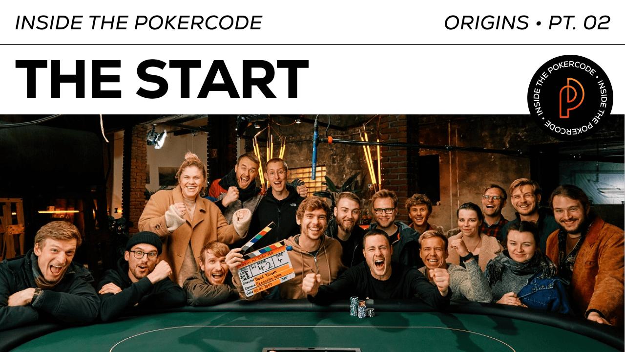 Pokercode Origins pt. 2 - The Start | Inside the Pokercode