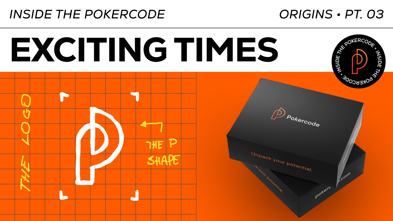 Pokercode Origins pt. 3 - Exciting Times | Inside the Pokercode