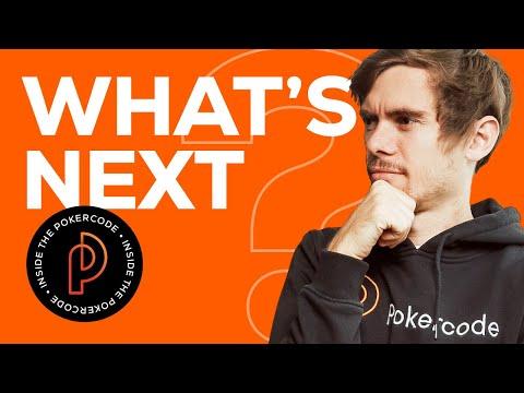 Pokercode Origins pt. 5 - What's Next? | Inside the Pokercode