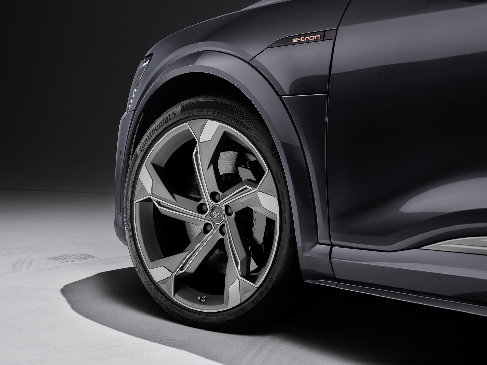 Audi Enhances Its E Tron Electric Cars For 2021