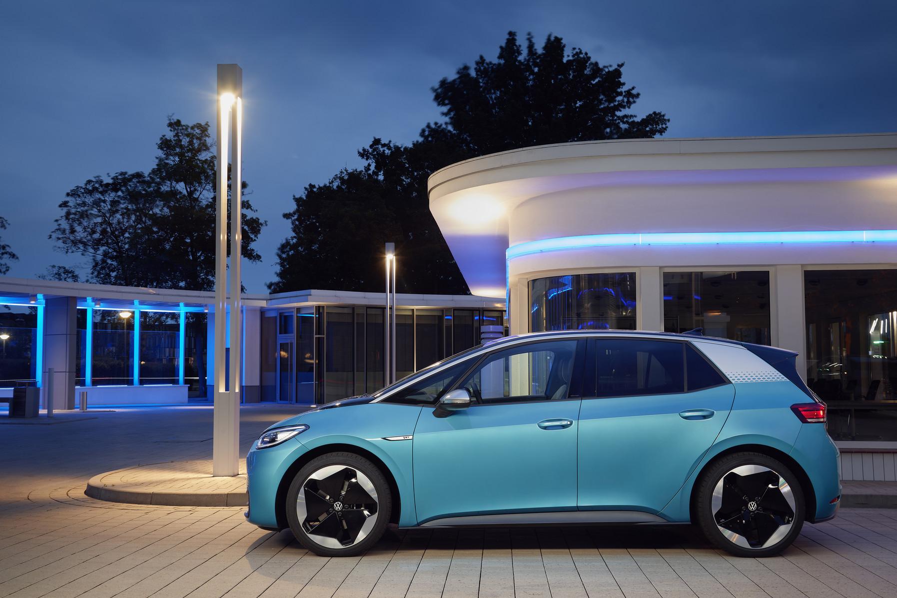 VW ID3 Electric Car