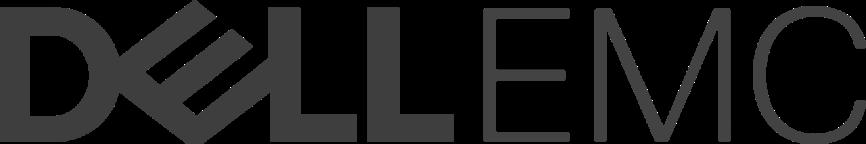 Logo of Dell EMC