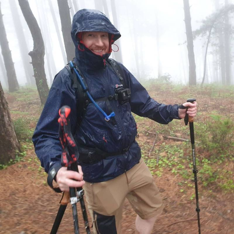 Lee Howard Three Peaks Challenge Charity Fundraiser
