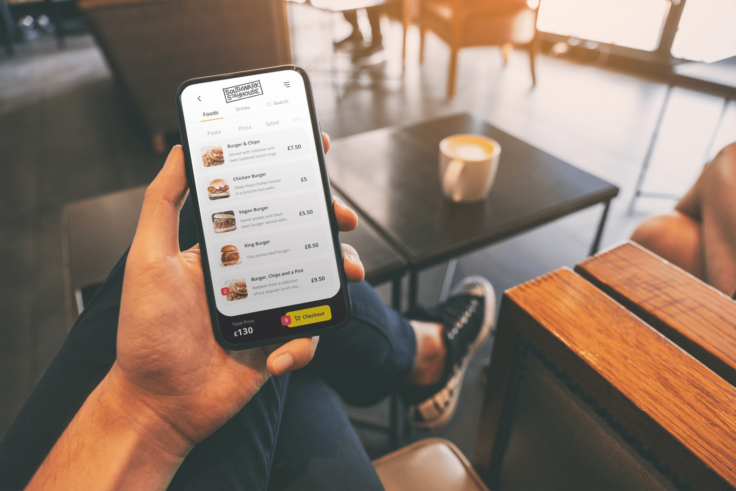 Yoello Order & Pay partners with international digital payments company Square