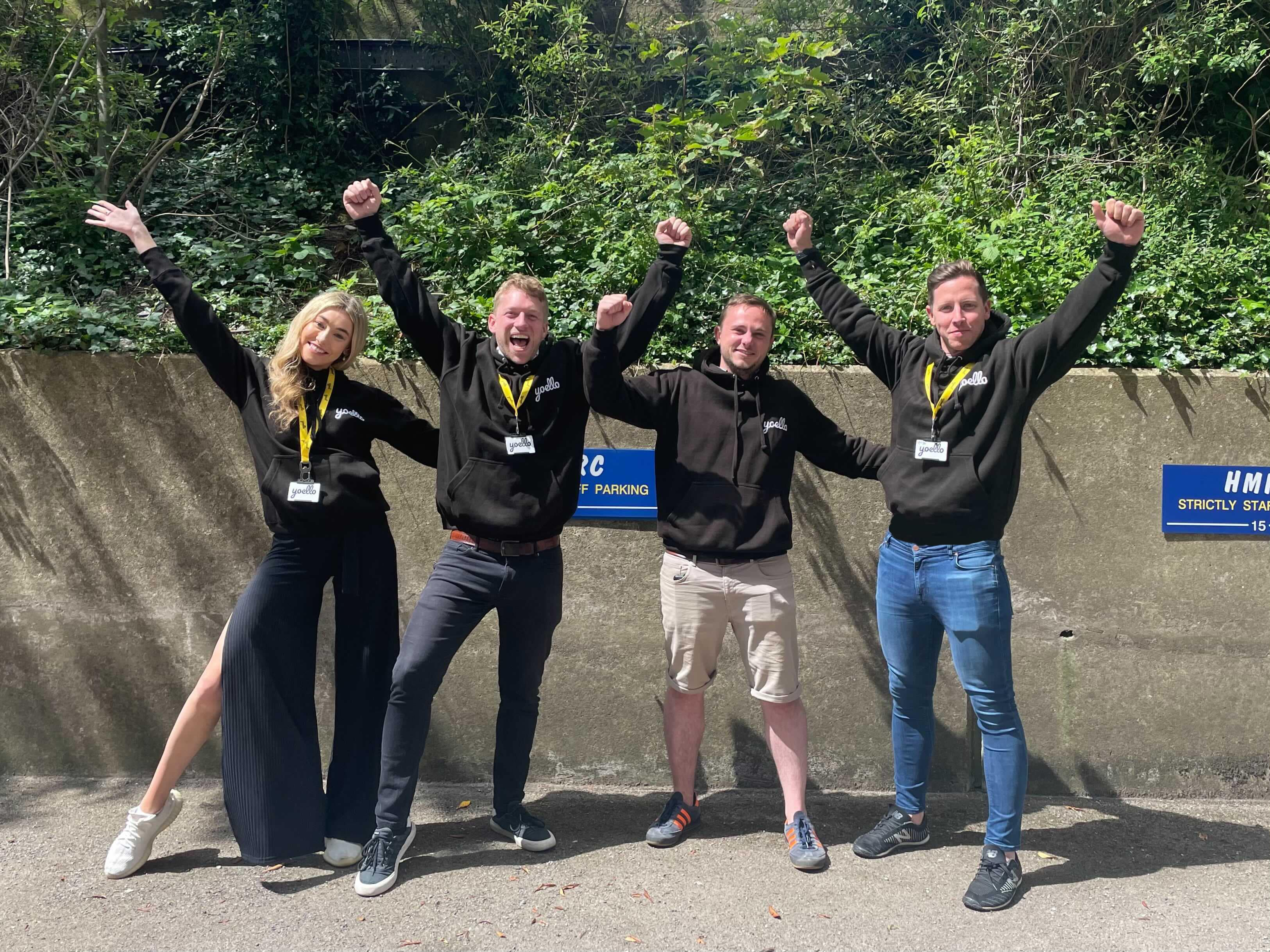 UK's fast rising fintech Yoello nominated for 8 awards in 8 days
