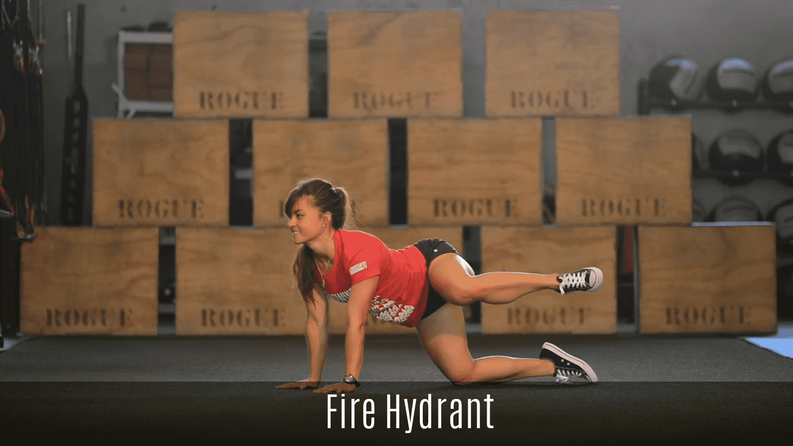 fire hydrant exercise demo