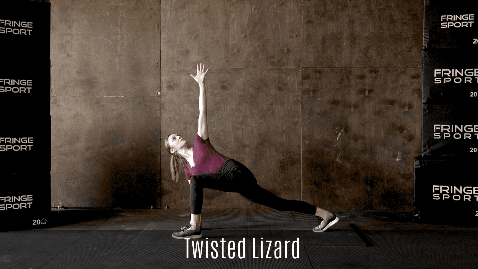 twisted lizard moment demo