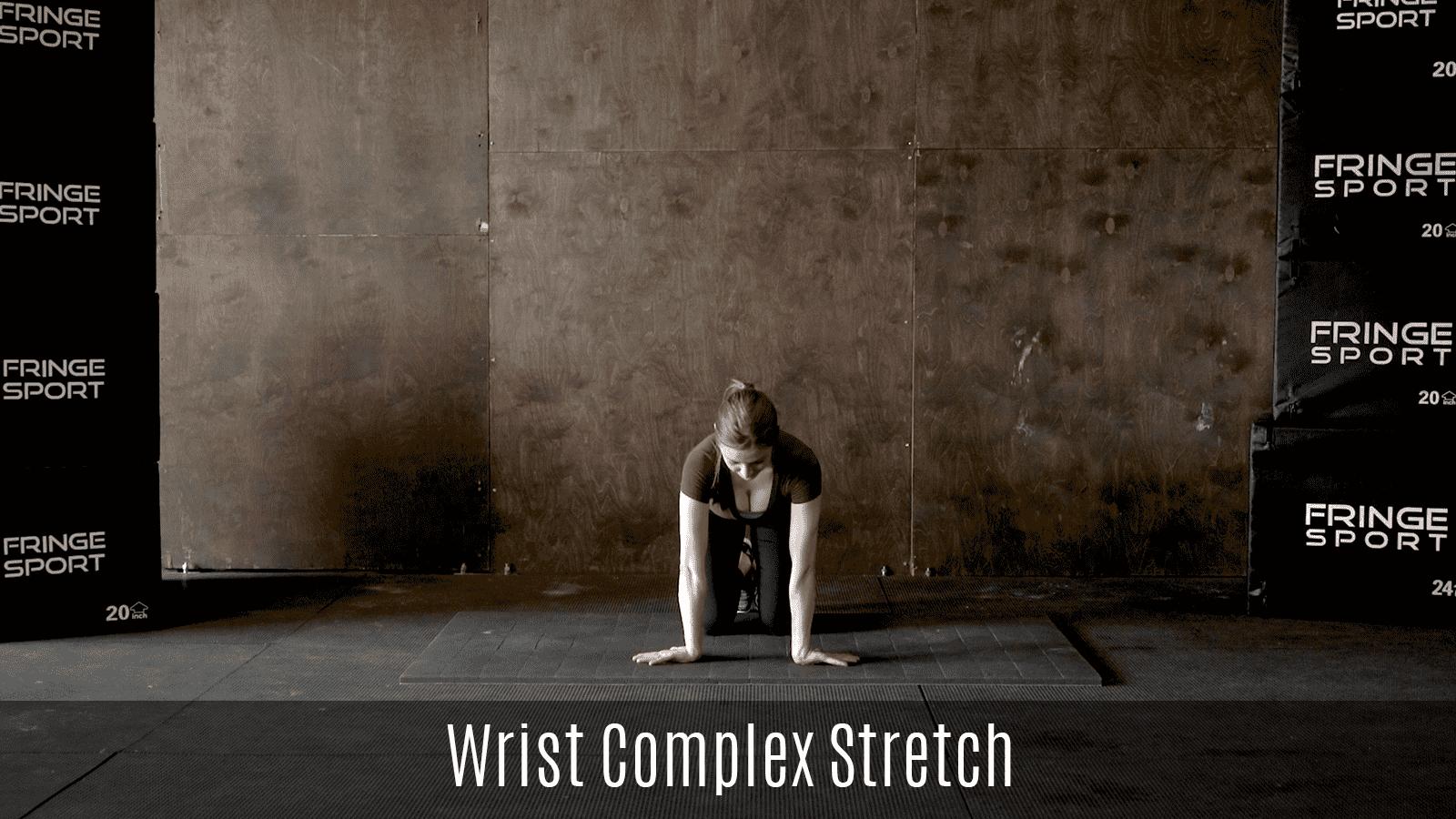 wrist complex stretch demo
