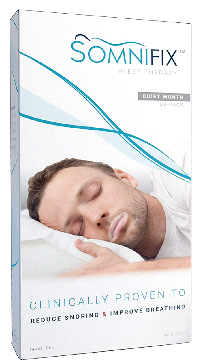 Mouth Tape Box SomniFix brand