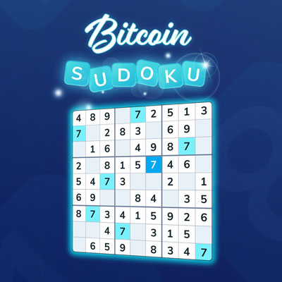 Bitcoin Sudoku available download now