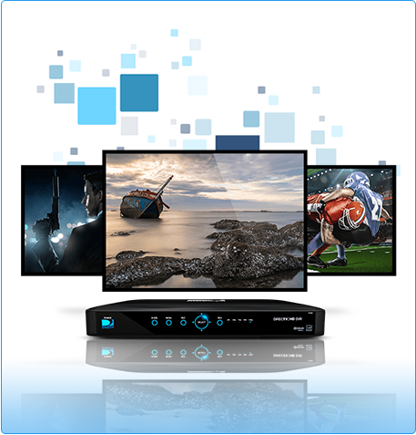Digi Home Direct TV Home DVR