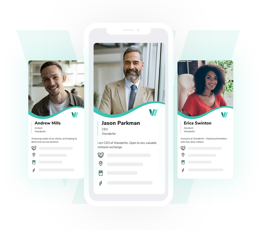 Get premium professional digital business cards with HiHello for Business.