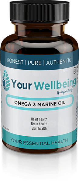 Omega 3 Marine Oil Extract