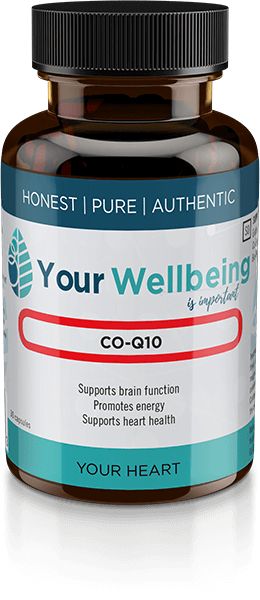 Co-Enzyme Q10