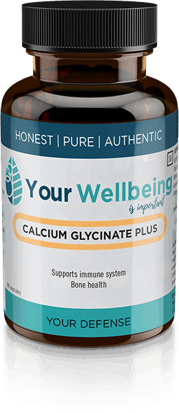 Calcium Glycinate-Plus