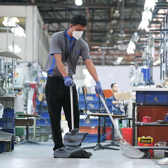 Maintenance Cleaning Services