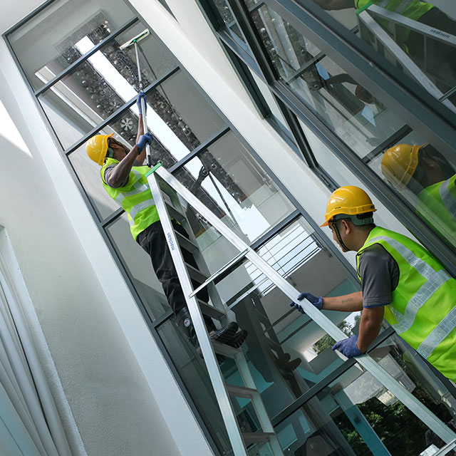 External Facade Cleaning Services