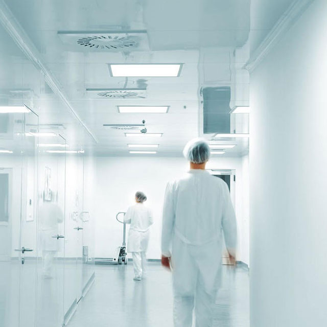 Cleanroom Cleaning Dust Control Services