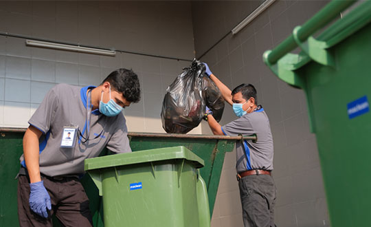 Waste Disposal Management Services