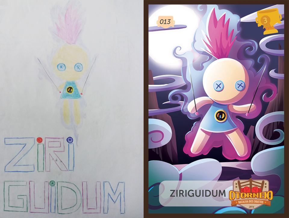 ziriguidum