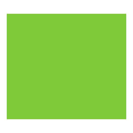 Icone verde do Art Station