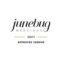 Junebug Weddings Logo