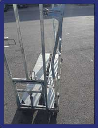distribution cart repair