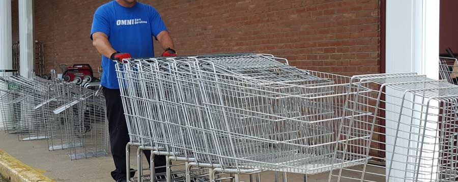 Shopping Cart Maintenance