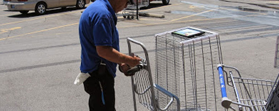 shopping cart repair services