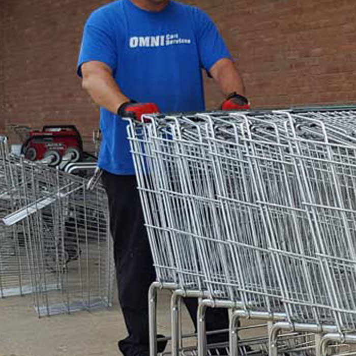 shopping cart maintenance usa