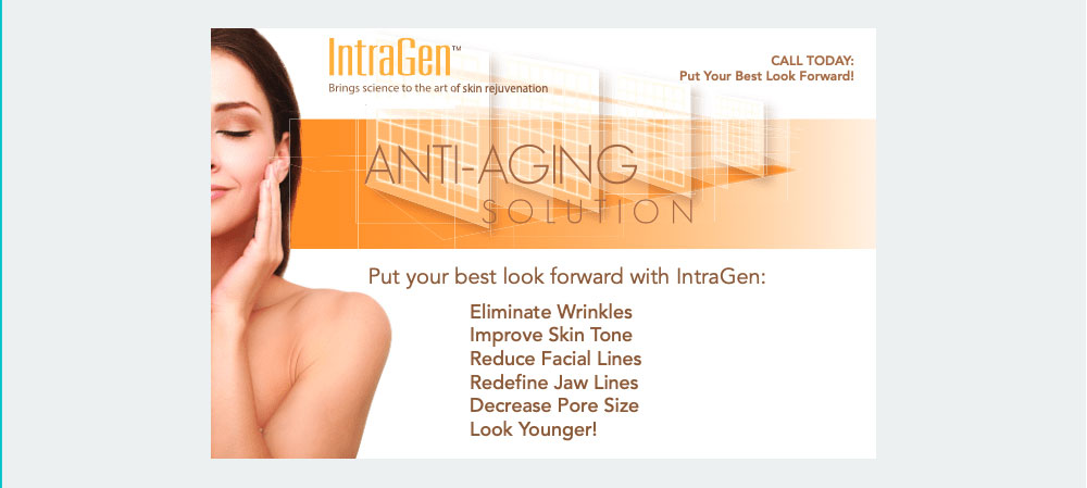 IntraGen Anti-Aging Solution