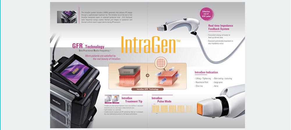 About IntraGen