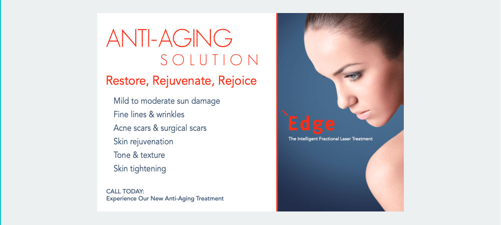 Edge One Anti-Aging Solution
