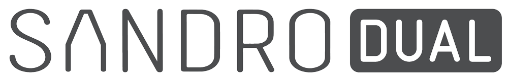 Sandro Dual Logo