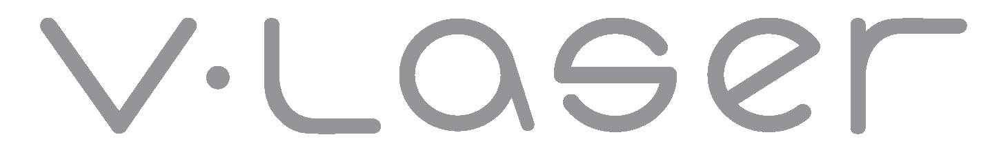 V-Laser Logo