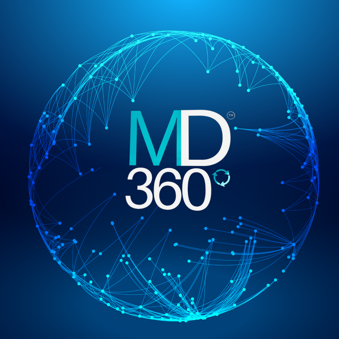 MD360 Logo