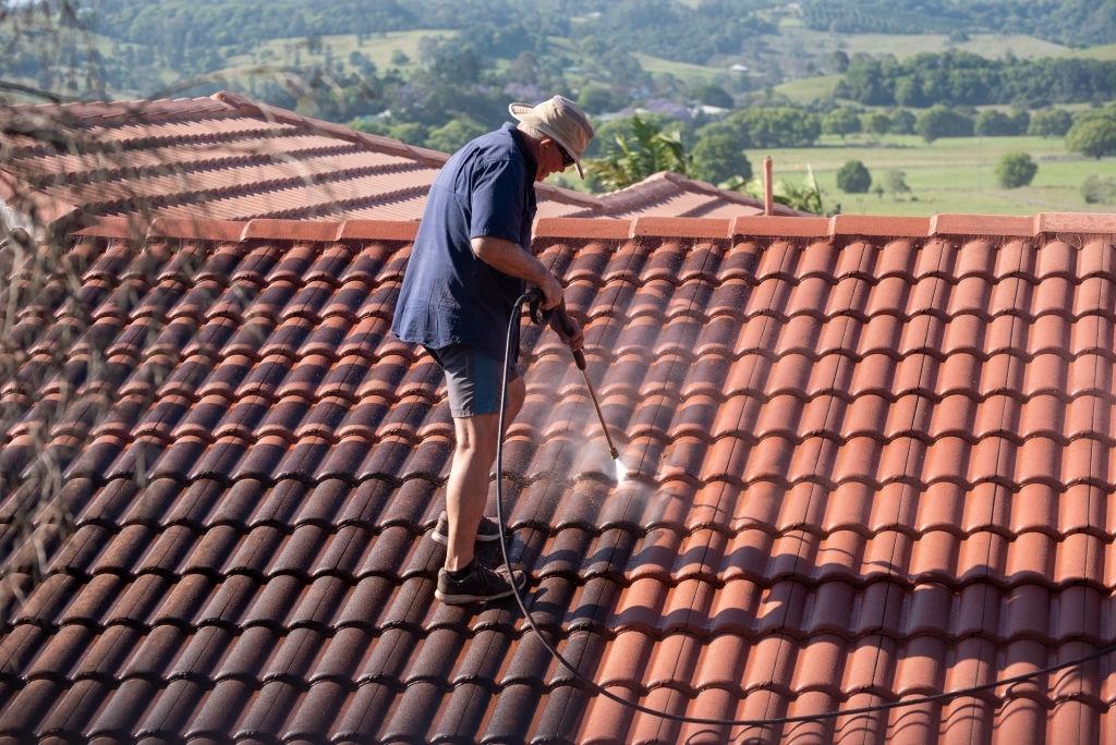 Hydrofugation de toiture à Toulouse