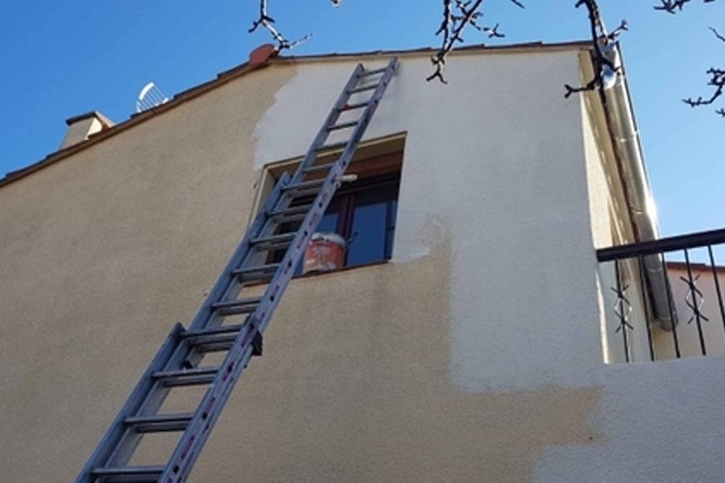 Nettoyage façade haute pression Toulouse