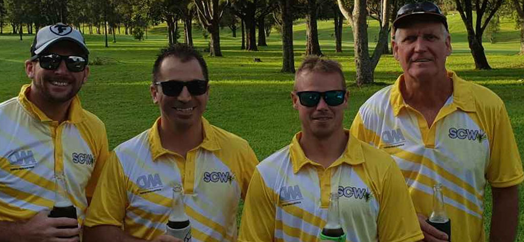 South Coast Welders dandaloo boys golf day