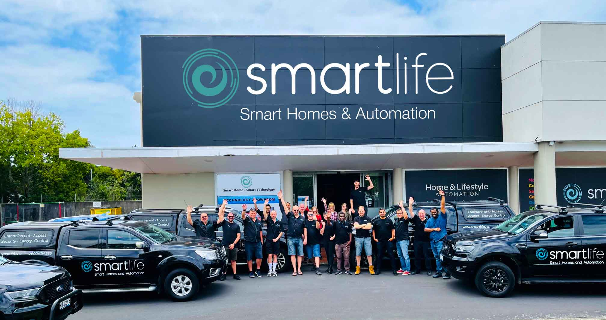 Smartlife Team - Christmas