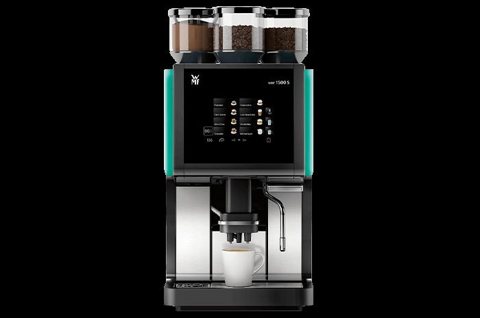 WMF Vollautomat für leckere Kaffeespezialitäten