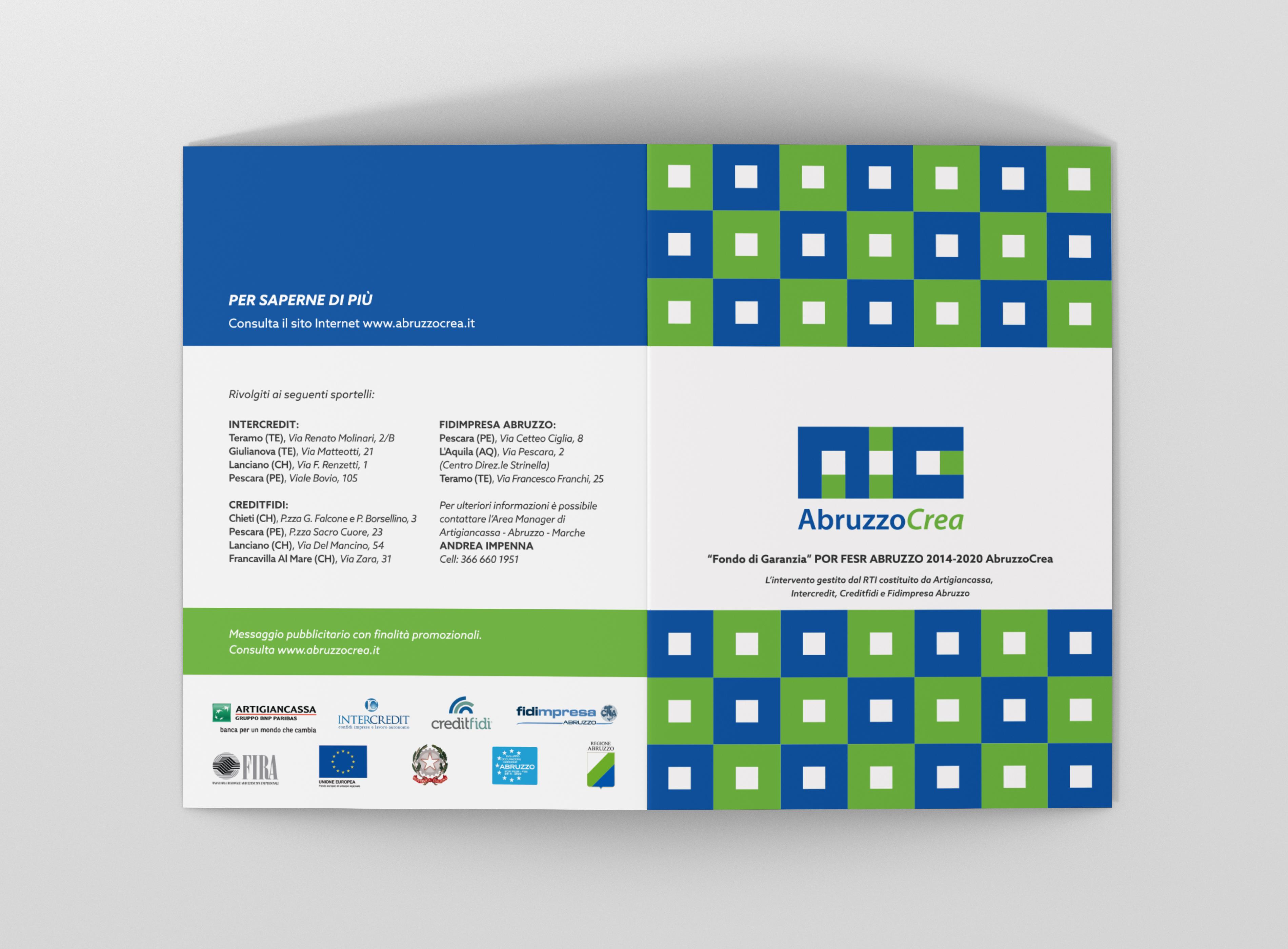 creazione brochure aziendali