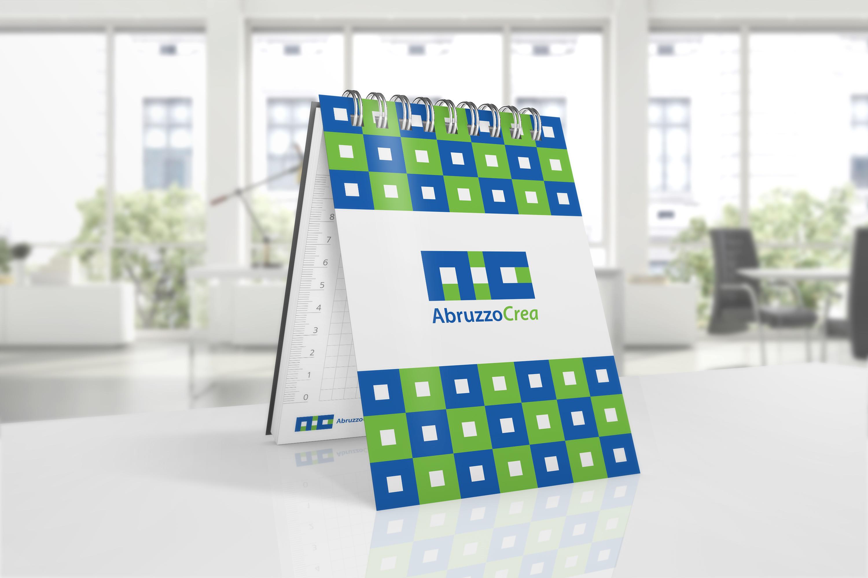 mockup calendario personalizzato