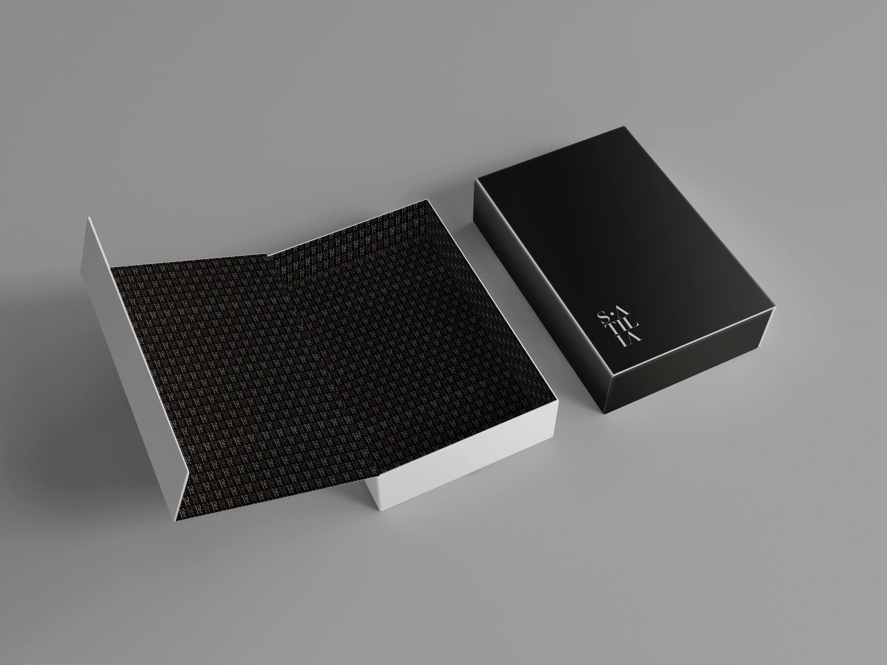 packaging di prodotto design