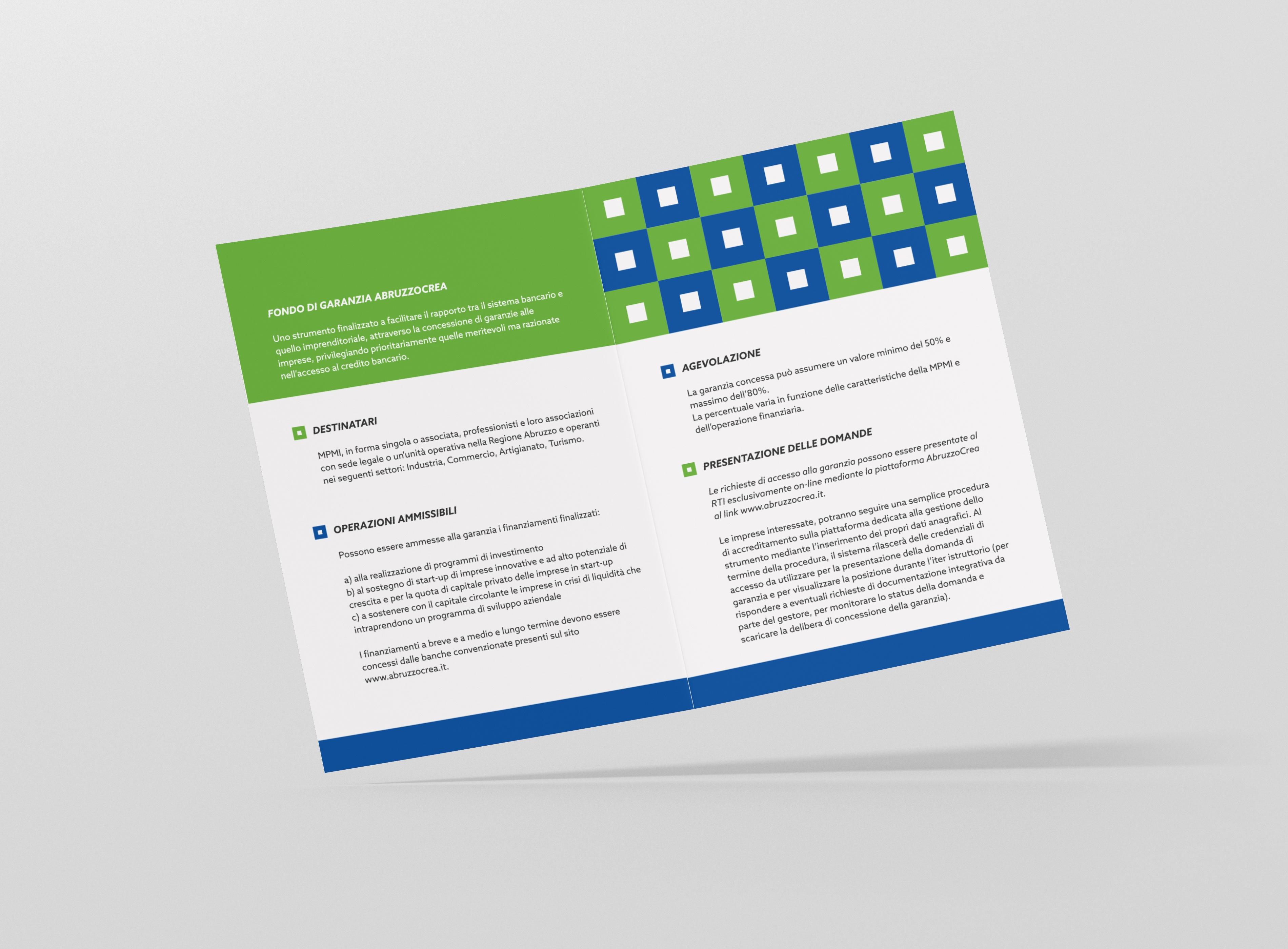 sviluppo brochure aziendali