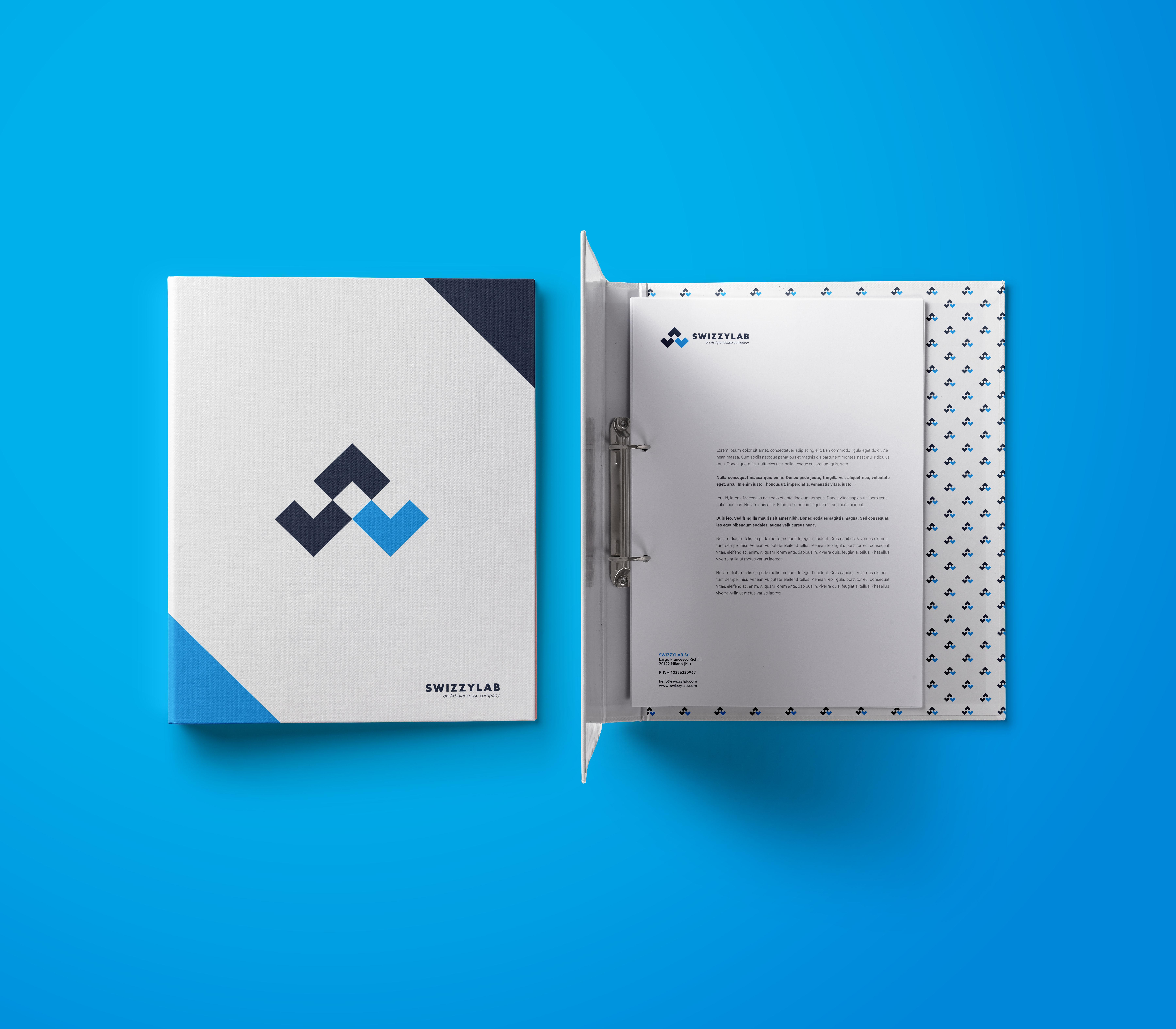 design immagine coordinata aziendale